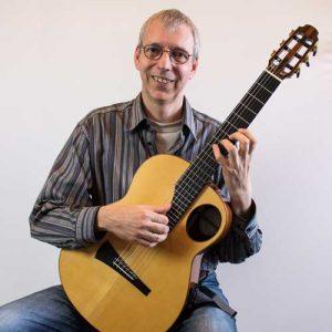 Frank Hartmann Gitarrenlehrer Fürth