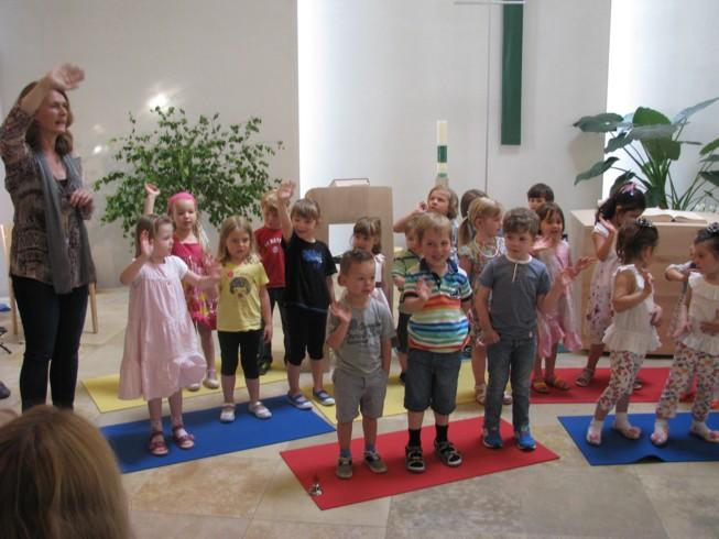Benefiz-Konzert 2013 in der Kirche Maria-Magdalena