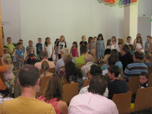 Benefiz- und Schülerkonzert am 5. Juli 14 im Heinrich-Schliemann-Gymnasium