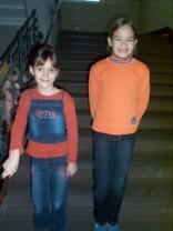 Annika und Karolin Krause
