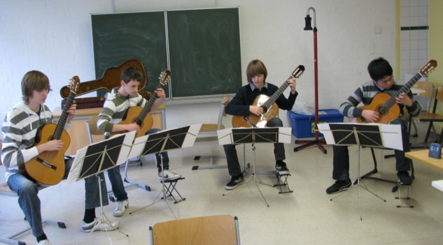 Fuerther Gitarrenquartett Bayreuth