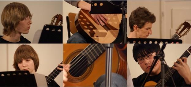 Fuerther Gitarrenquartett