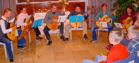 Gitarren-Ensemble