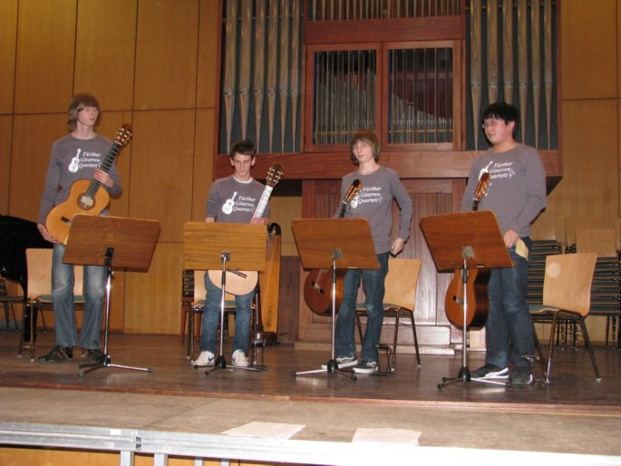 Jugen musikziert Bamberg Musikstudio Hartmann