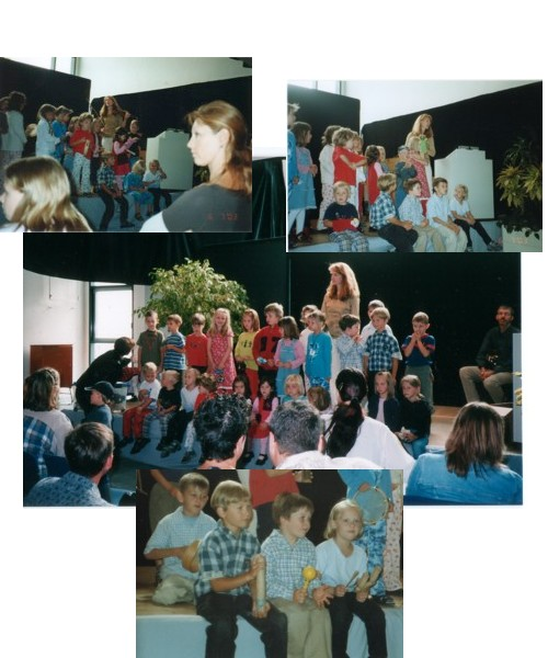 Tag der offenen Tuer Klinikum 2003