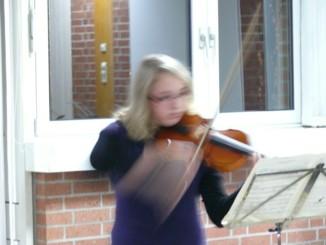 Violinschueler Musikstudio Hartmann